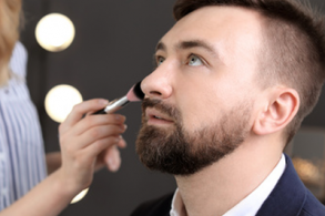 Make up für den Bräutikam